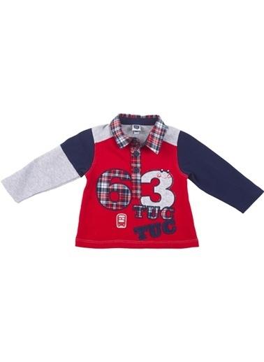 Tuc Tuc Sweatshirt Kırmızı